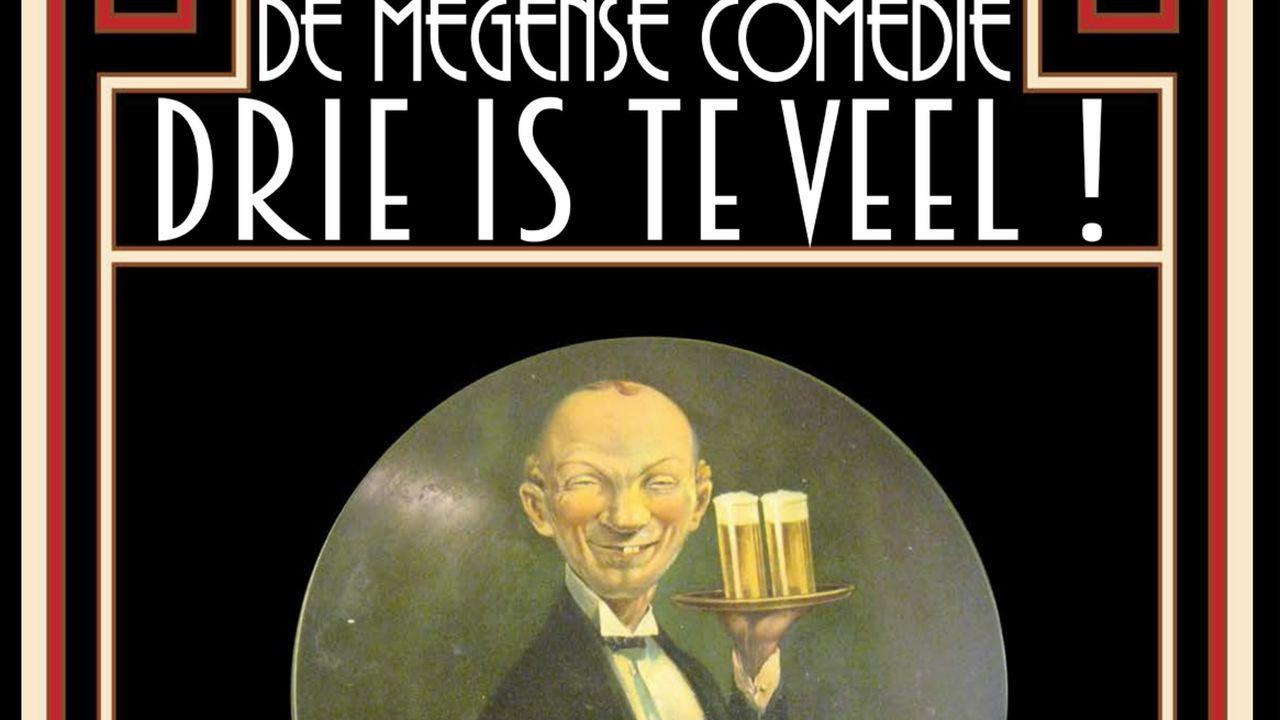 Toneelstuk uit 2016 van toneelvereniging 'De Megense Comedie' op Youtube te zien