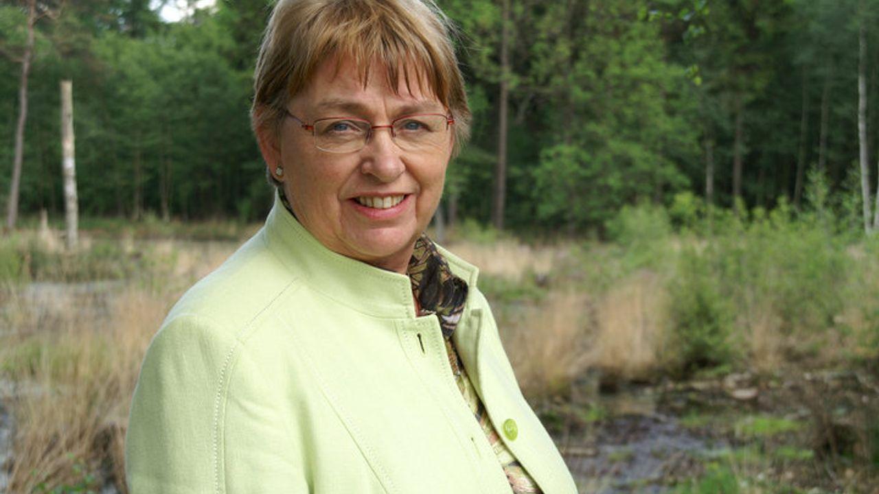Oud-burgemeester Joke Kersten overleden