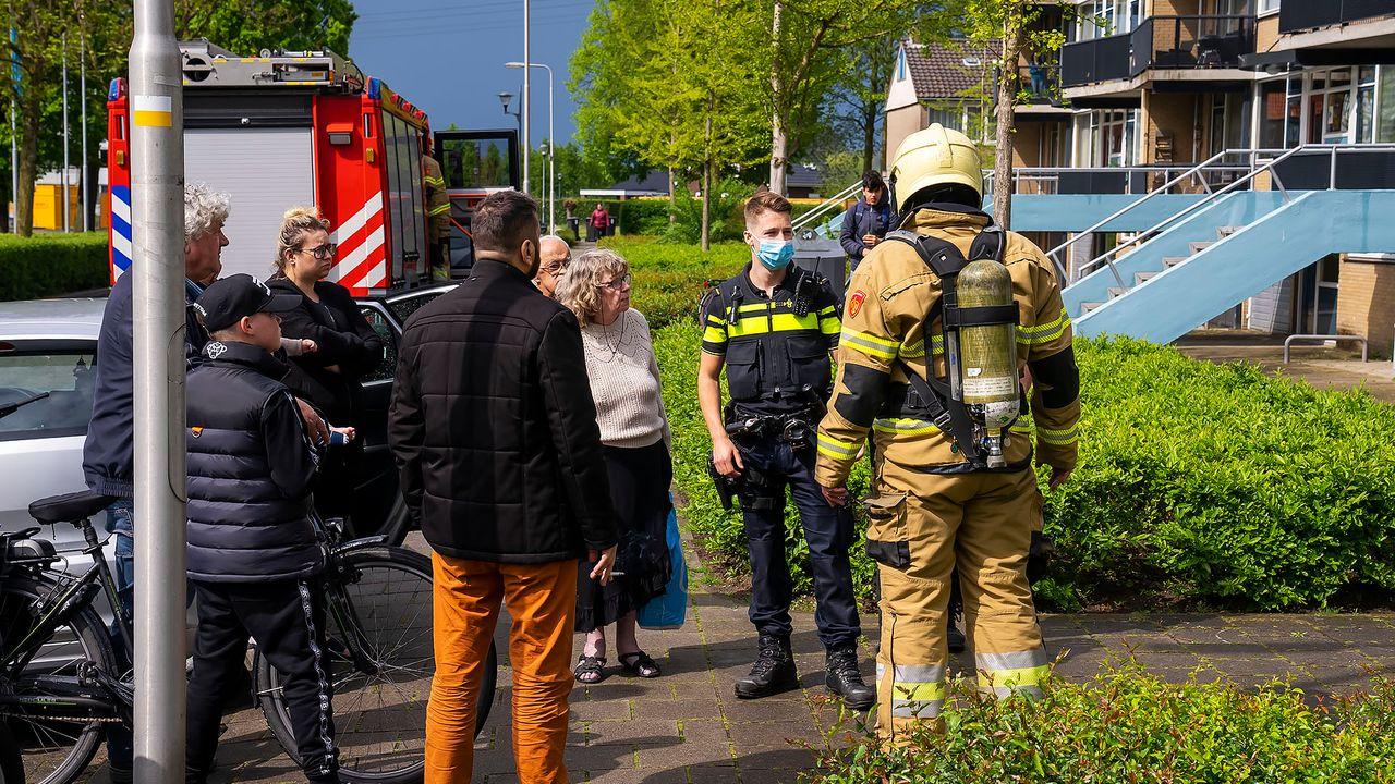 Gaslucht blijkt andere geur, toch evacuatie uit voorzorg