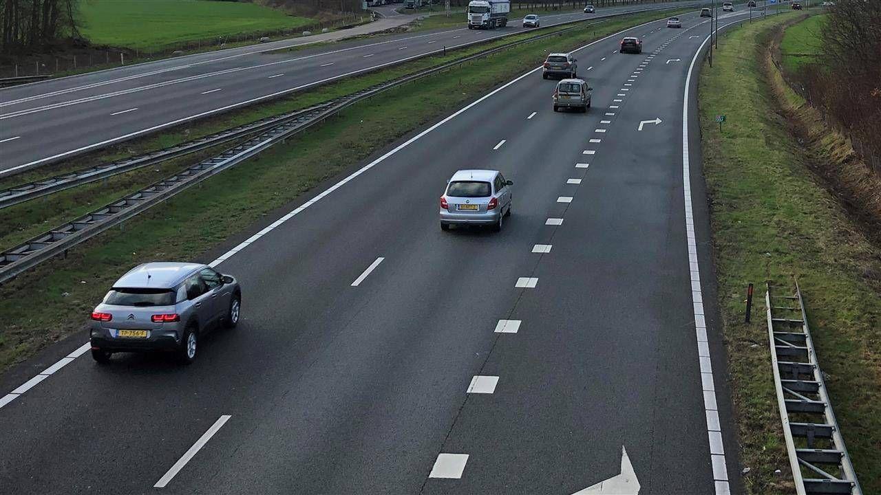 De A2 bij Den Bosch moet een zonnige toekomst tegemoet gaan
