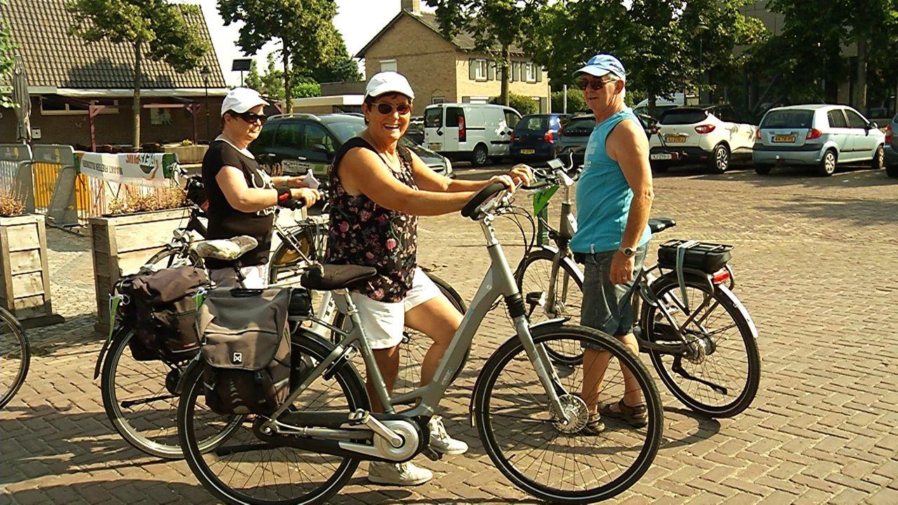 IVN Uden viert vijftigjarig bestaan met fietstocht