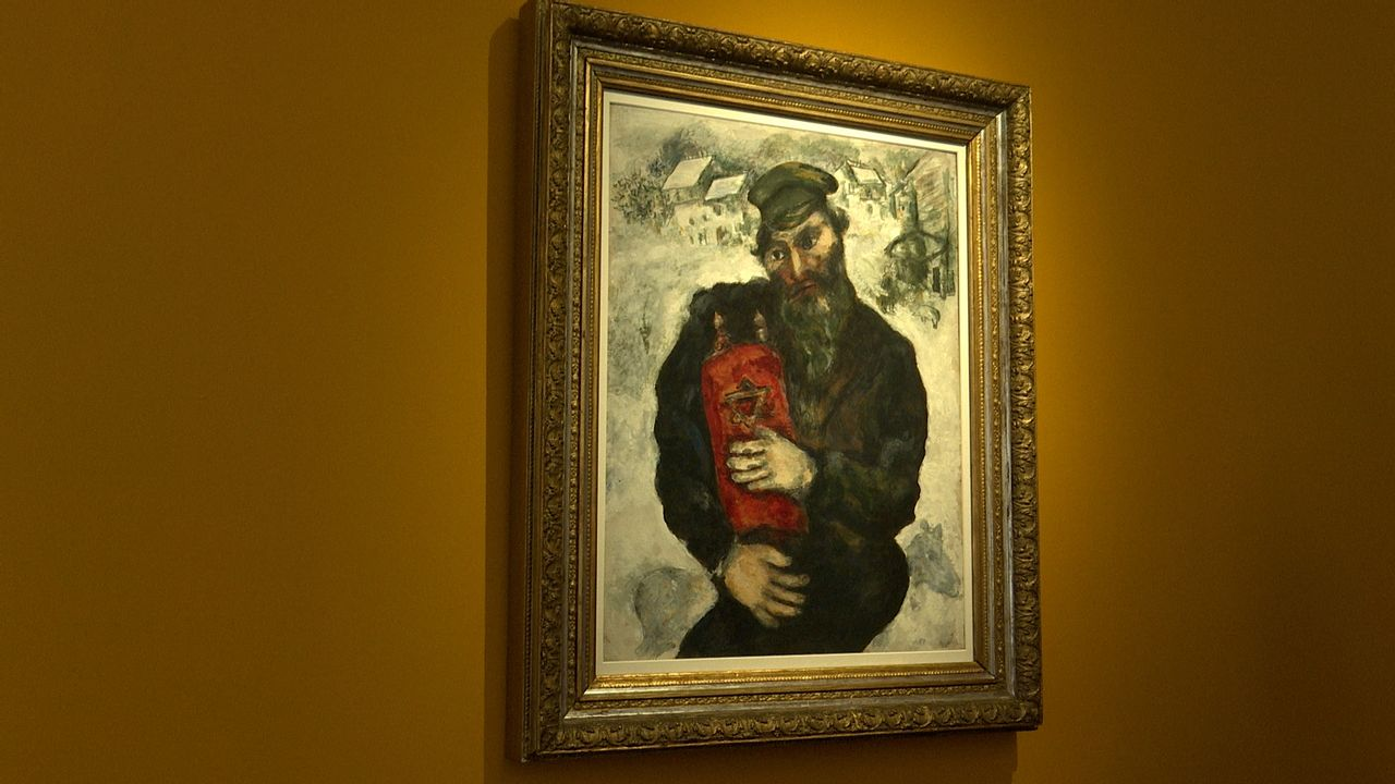 Museum Krona opent deuren met tentoonstelling Chagall