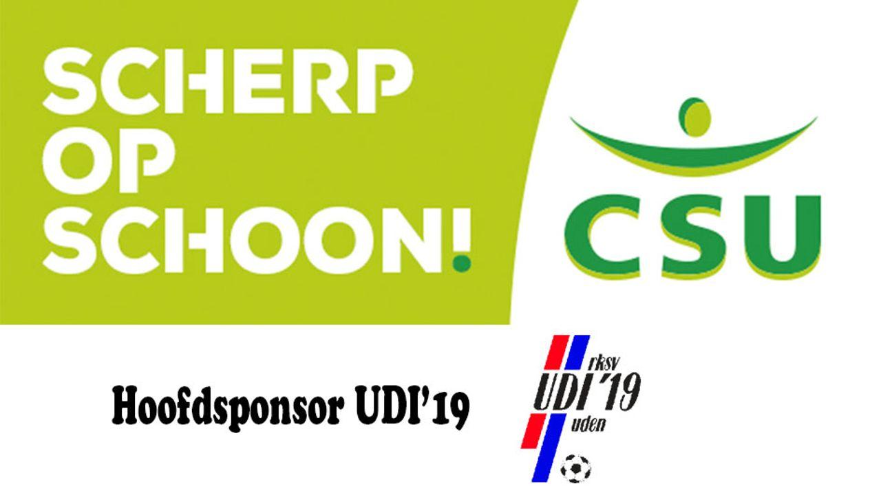 UDI'19/CSU heet ook komend seizoen UDI'19/CSU