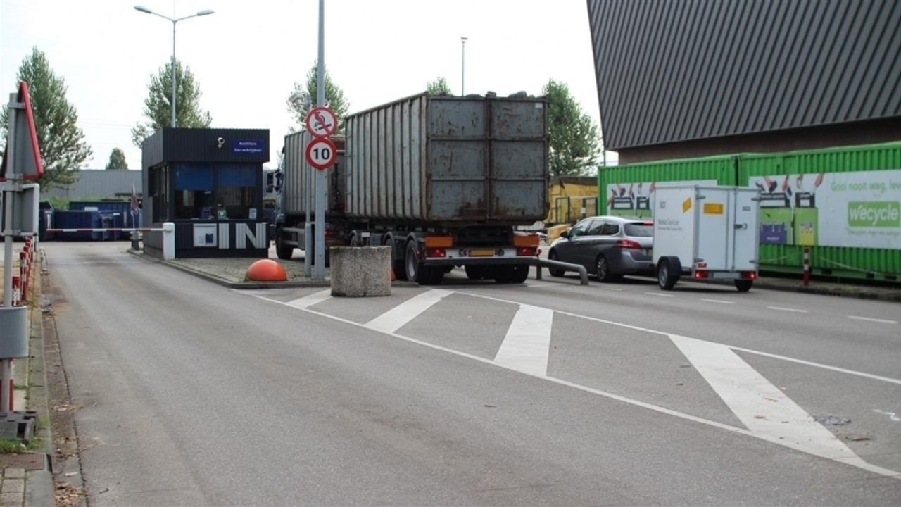Milieustations Den Bosch door hitte al om 14.00 uur dicht