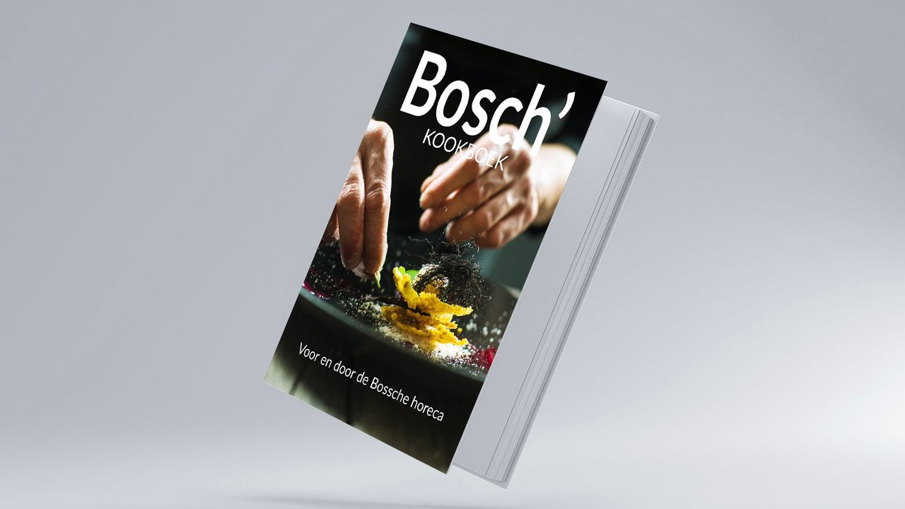 Bosch' Kookboek als steun in de rug voor horeca en Quiet Den Bosch