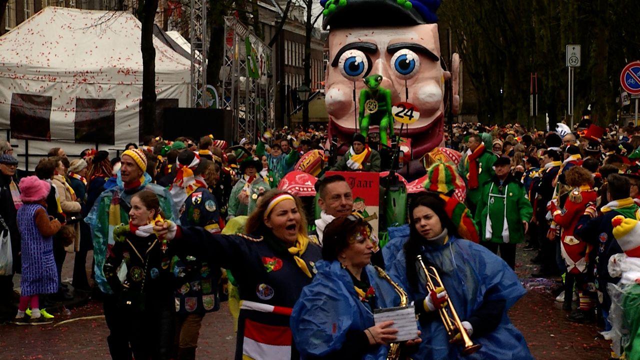 Coronaproof carnaval in Oeteldonk: 'Het is beter dan niks'