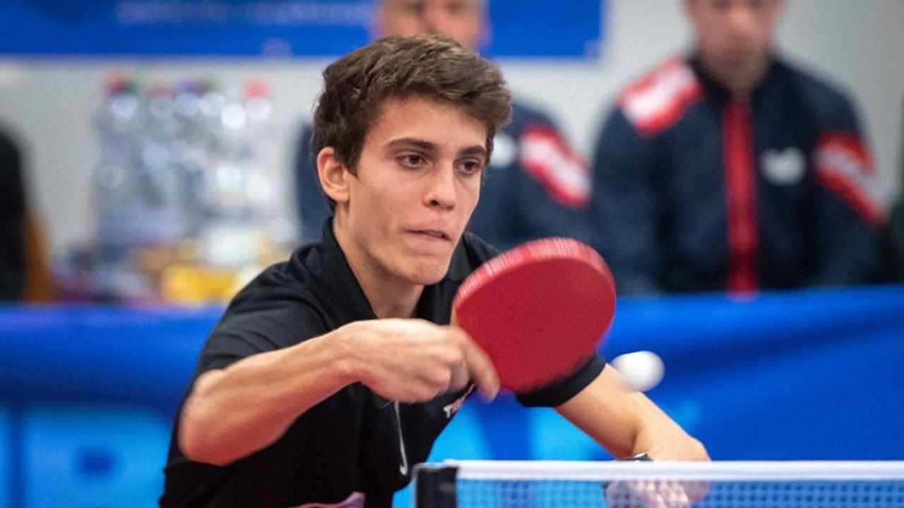 Zwitsers tafeltennistalent komt in Uden spelen