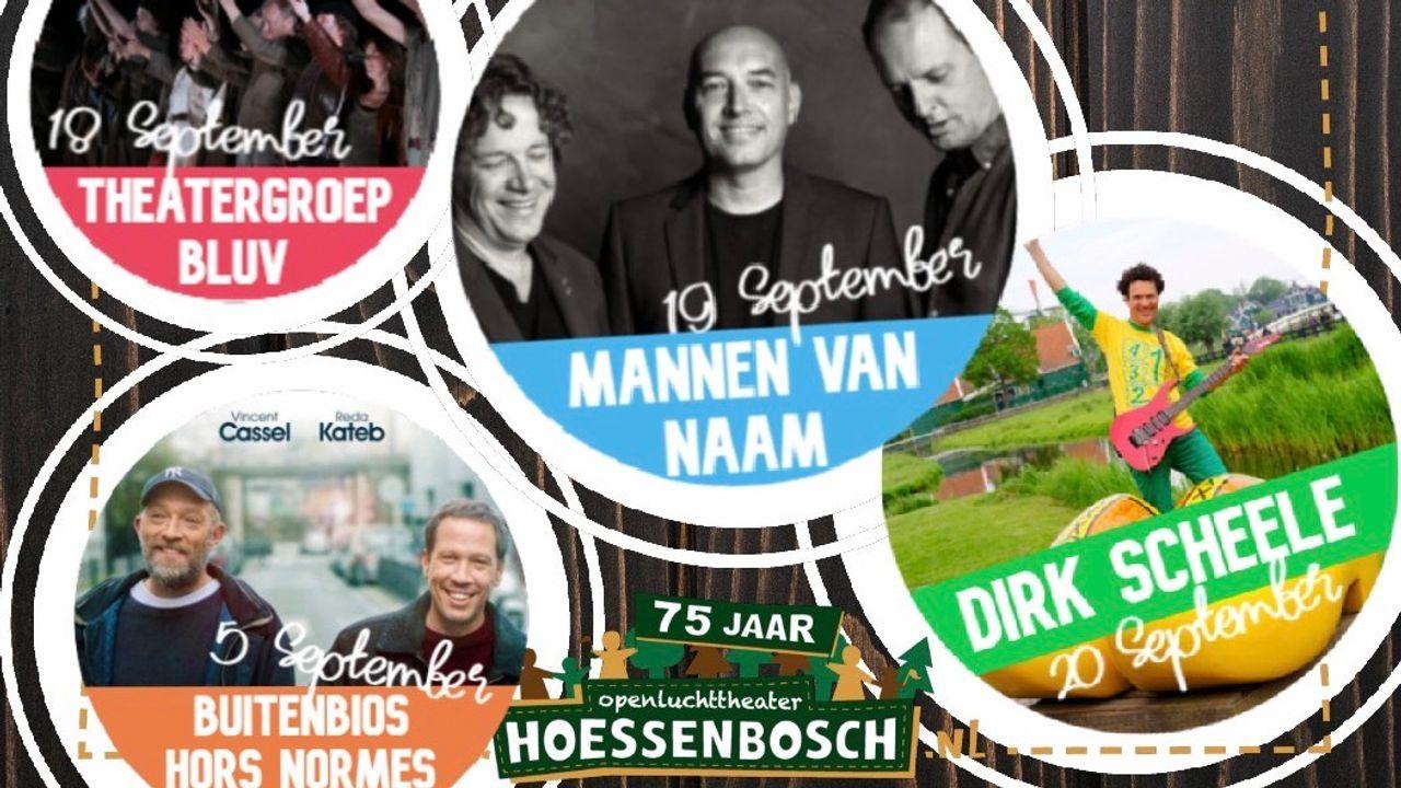 Hoessenbosch in Berghem start met alternatief seizoen