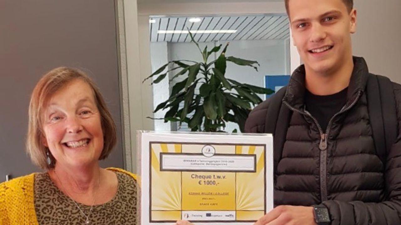 KWI-College wint prijs voor internationaal samenwerkingsproject