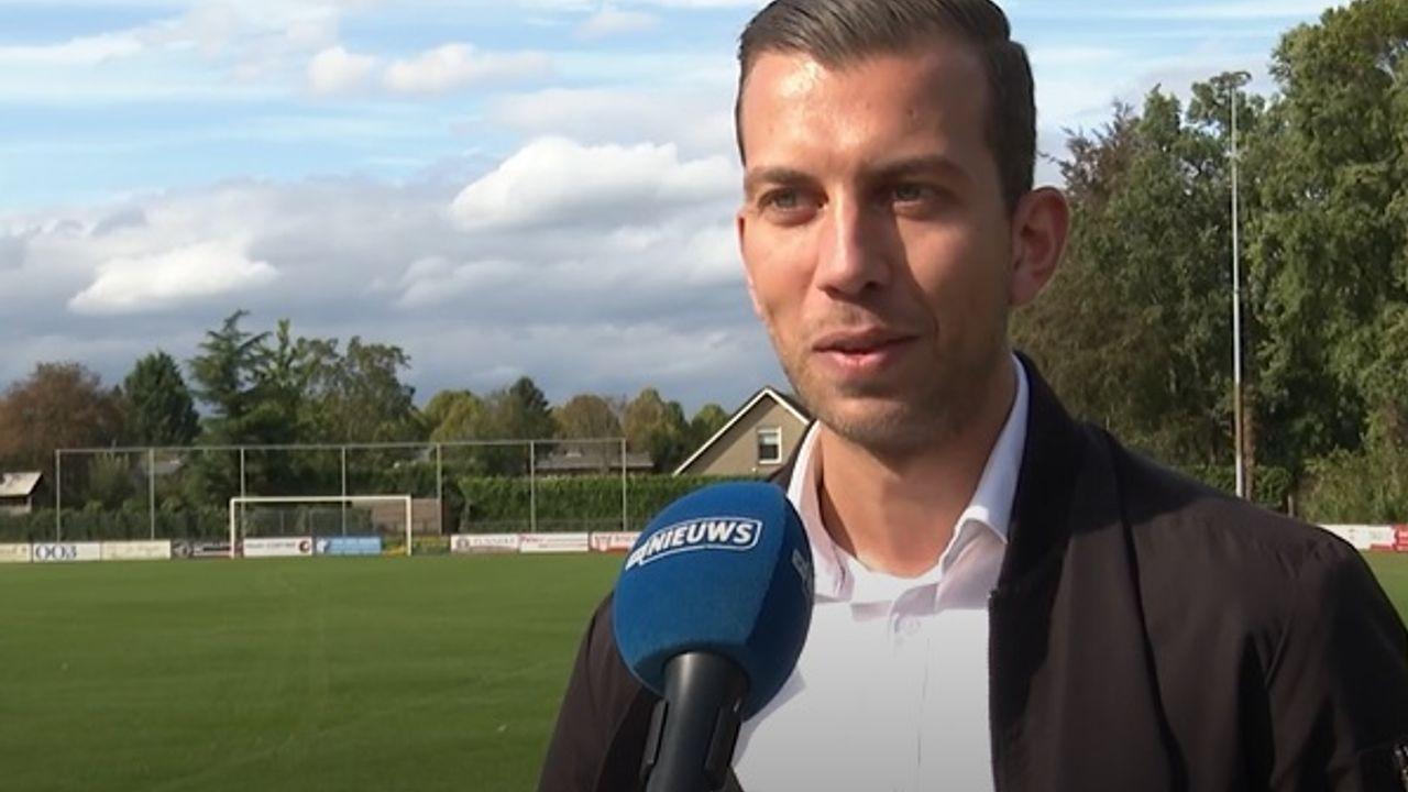 Joël van den Berg kijkt uit naar wedstrijd tegen oude club