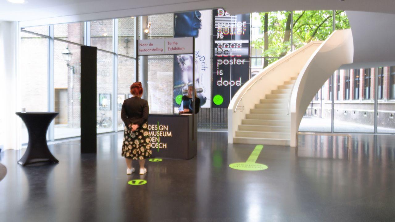 Rondstruinen door het museum kan weer: 'De bezoekers zijn blij'