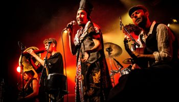 The Groove Factory presenteert The Streetbeat Empire