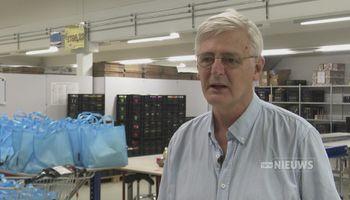 Minder mensen maken gebruik van voedselbank in Oss, organisatie verwachtte juist een stijging