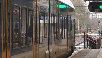 treinreizigers tussen Oss en Wijchen hebben veel last van vertraging door een kapot spoor.