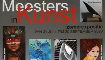 Winterexpositie Galerie De Meesters