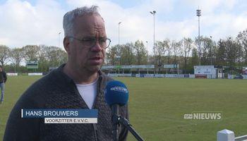 Geen KNVB Regiocup, spelers EVVC moeten nog langer wachten op voetbalwedstrijden