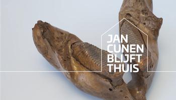 Jan Cunen blijft thuis