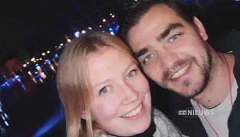 Ossenaar Jeroen van Tol verloor zijn vriendin door smartphonegebruik in het verkeer en wil bestuurders nu waarschuwen