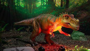 World of Dinos in Brabanthallen Den Bosch