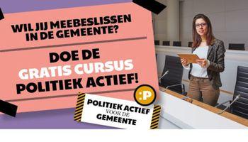 Cursus Politiek Actief
